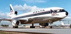 Delta Airlines McDonnell-Douglas DC-10-10