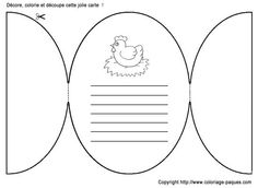 les oeufs de pâques to practise writing our colours to make a stripey Easter egg Diy For Kids, Crafts For Kids, Arts And Crafts, French For Beginners, Card Making Templates, Easter Coloring Pages, Happy Easter, Easter Eggs, Stencils