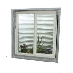 Unique Basement Window Replacement Metal Frame