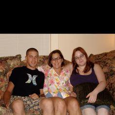 Ben, me & Lynda