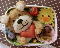 Some Japanese schools ban character lunches thought to cause bullying