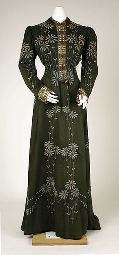 M. Schiff | Dress | American | The Met