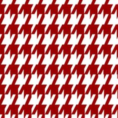 red houndstooth <3