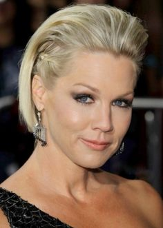 50 Best Updos for Short Hair | herinterest.com - Part 3
