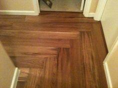 Hometalk :: Floating floor installation.