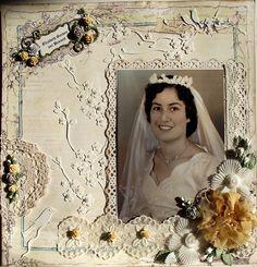 Bridal Beauty - Scrapbook.com