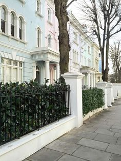 5 Days in London, Free Things to do in london: Notting Hill