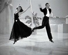 Rita Hayworth and Fred Astaire in ''You'll Never Get Rich'' 1941