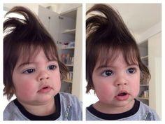 Shakira and Gerard Piqué Are Already Adorable Parents Shakira Baby, Shakira Y Pique, Shakira And Gerard Pique, Cute Kids, Cute Babies, Baby Kids, Celebrity Babies, Celebrity Couples, Milan Pique