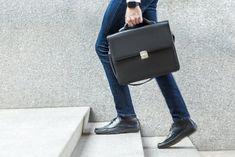 Top 8 Black Luxury Fashion Designer Briefcases for Men in 2018