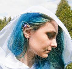 Elven/Elf Ear Cuffs/Wraps  Meadow Guardian by NeehellinsRealm, $25.00