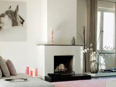 Fireplace Modern, Fireplace Design, Modern Classic Interior, Decoration, Fireplaces, Home Improvement, House Design, Flooring, Living Room
