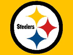 Pittsburgh Steelers Crochet Graphghan Pattern (Chart/Graph AND Row-by-Row Written Instructions)- 01