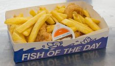 Fish & Chips - Auckland, New Zealand