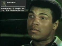 Mohammad Ali's Life Recipe - Genfest: The Focolare Movement Builds More Bridges
