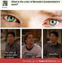 Benidicts Eyes