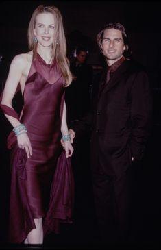 1990 Nicole Kidman and Tom Cruise