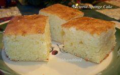2 Kids and Tired Cooks: Victoria Sponge Cake