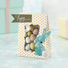 Heart Handmade UK: Little Bunnies Template from Kirsty Neale via Papercraft Inspirations
