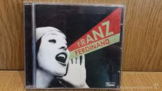 FRANZ FERDINAND. YOU COULD HAVE IT SO MUCH BETTER. CD / DOMINO RECORDING / LUJO.