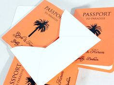 This Summer we are going wedding to wedding... Get ready your Passports !