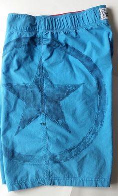 1795fb7e1e Men's Beach Board Shorts Swimwear Swim Trunks with Pockets Elastic Waist  Nylon   eBay