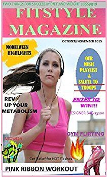 Fitstyle Magazine October/November 2015 (Fitstyle Magazine Collection) by [AppleBaum, Amy]