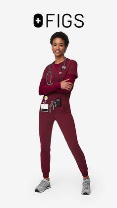 Nursing Portfolio, Scrub Life, Medical Uniforms, Medical Laboratory, Study Help, Icon Collection, Ready To Play, Figs, Getting Old