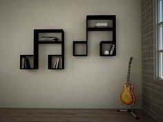 brilliant ideas of lasido bookcase wall shelf black decortie houzz com reference 2 Cool Bookshelves, Bookcase Wall, Wall Shelves, Bookshelf Ideas, Bookshelves Online, Cube Shelves, Book Shelves, Bookcases, Music Bedroom