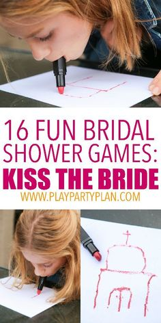 bachlorette party ideas Small Party Games For Women Wedding Party Games, Fun Bridal Shower Games, Bridal Games, Bridal Shower Party, Bridal Shower Decorations, Bridal Showers, Hilarious Bridal Shower Games, Games Party, Wedding Ideas