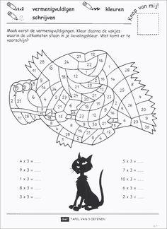 Tafel van 3 - oefenen