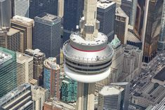 Aerial photography from some of our shoots Aerial Photography, Cn Tower