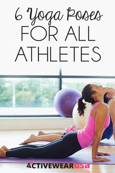 Whether you're a runner, cyclist or swimmer, golfer, tennis player or involved in any other sport, you can enhance your performance and protect yourself from injury by adding these postures to your workout. #yoga