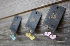 Sydämmellinen-korvakorut Personalized Items