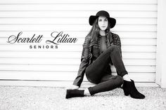 CAITLIN | ST. AUGUSTINE SENIOR PHOTOGRAPHER | Jacksonville Senior Photographer // Scarlett Lillian Seniors