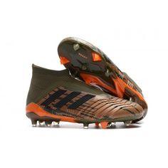 various colors f4433 93ffc Adidas Predator 18+ FG fotbollskor