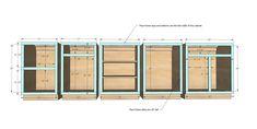 base cabinet diagram