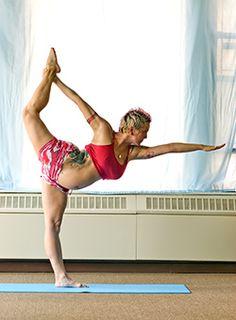 Bikram Yoga For Pregnant Women 17