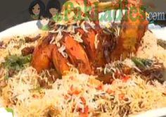 How to Make Spicy Charga Biryani in Urdu - English