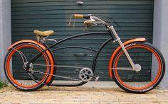 bicicleta chopera