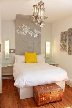 rachel ella taylor, romantic boutique hotel room, penzance, south west cornwall