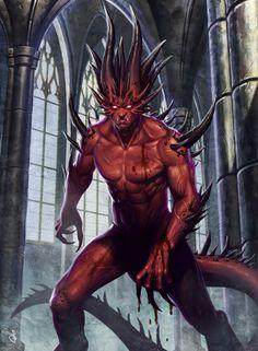 just a devil by saraforlenza