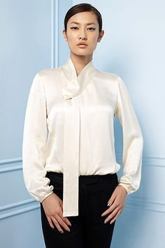 Perfect blouse- shanghai tang