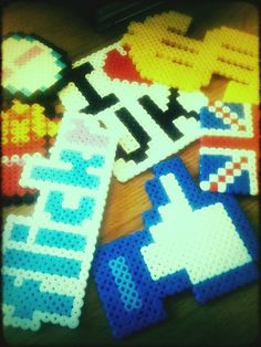 facebook perler beads - Google Search