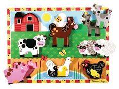 Chunky Puzzles: Farm