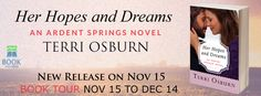 Reading Keeps Me Sane Book Blog: RELEASE DAY BLITZ: Her Hopes and Dreams by Terri O...