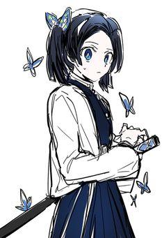 Anime Angel, Anime Demon, Demon Slayer, Slayer Anime, Manga Anime, Anime Maid, Anime Kunst, Kawaii Anime Girl, Anime Style