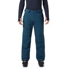 Mountain Hardwear Cloud Bank Pant Size X-Large Winter Gear, Mens Ski Pants, Mountain Hardwear, Range Of Motion, Gore Tex, Snowboard, Outdoor Gear, Skiing, Ski