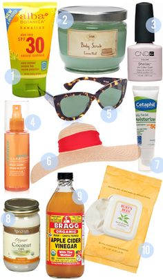 beach beauty secrets