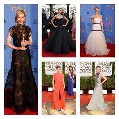 d1cf80a21ce My Golden Globe style winners with Jennifer Lawrence s controversial dress  Jennifer Lawrence